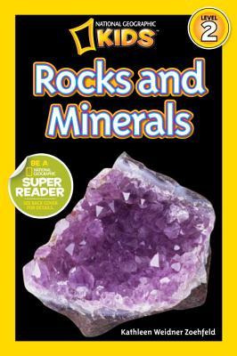 Rocks and Minerals By Zoehfeld, Kathleen Weidner